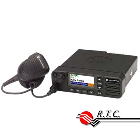 RICETRASMETTITORE MOBILE DUAL MODE ANALOG-DIGIT