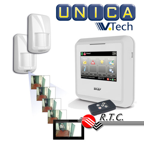 UNICA SISTEMA TOUCH SCREEN