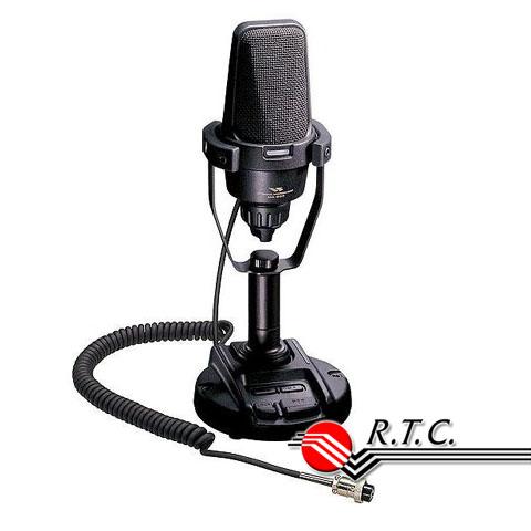 Yaesu microfono da tavolo rtc store - Microfono da tavolo wireless ...
